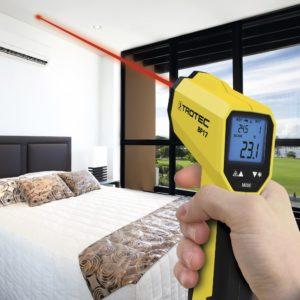 Thermomètre infrarouge de surface
